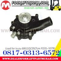 Distributor JUAL WATER PUMP FORKLIFT ISUZU 6BG1QC05 3