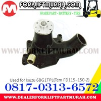 Distributor JUAL WATER PUMP FORKLIFT ISUZU 6BG1TPL 3
