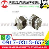 Distributor POMPA HIDROLIS FORKLIFT TCM FG20 30T6 MITSUBISHI FG15N HELI H2000 CPCD20 30 CPQD20 25 3