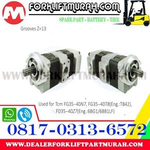 POMPA HIDROLIS FORKLIFT TCM FG35 40N7 FG35 40T8 FD35 40Z7