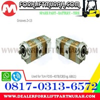 POMPA HIDROLIS FORKLIFT TCM FD35 40T8 Murah 5