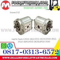 Distributor POMPA HIDROLIS FORKLIFT TOYOTA 3 5FD10 18 5FD10 30 5FD20 30 5FG10 30 6FD10 18 6FG10 25 3