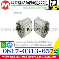 Distributor POMPA HIDROLIS FORKLIFT KOMATSU FD30 11 FD30 11 HELI A CPCD20 30 3