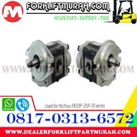 Distributor POMPA HIDROLIS FORKLIFT NICHIYU FB10B 25P 70 3