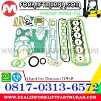 PACKING SET FORKLIFT DOOSAN DB58 1