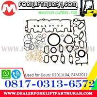 PACKING SET FORKLIFT DEUTZ D2011L04 F4M2011 Murah 5
