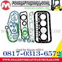 Jual PACKING SET FORKLIFT NISSAN H20 II 2
