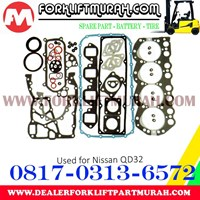 Jual PACKING SET FORKLIFT NISSAN QD32 2