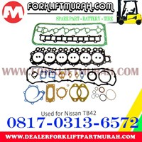PACKING SET FORKLIFT NISSAN TB42 Murah 5