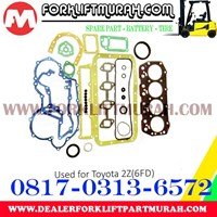 PACKING SET FORKLIFT TOYOTA 2Z Murah 5
