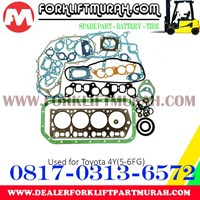 PACKING SET FORKLIFT TOYOTA 4Y Murah 5