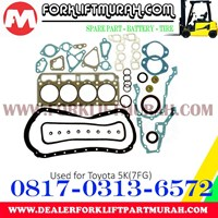 PACKING SET FORKLIFT TOYOTA 5K 7FG Murah 5