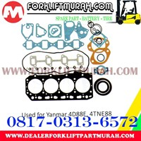 Jual PACKING SET FORKLIFT YANMAR 4D88E 4TNE88 2
