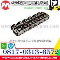 Distributor CYLINDER KOP FORKLIFT TOYOTA 2H 3FD33 60 8009 9012 3