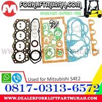PACKING SET FORKLIFT MITSUBISHI S4E2 Murah 5