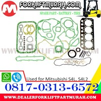 PACKING SET FORKLIFT MITSUBISHI S4L S4L2 Murah 5