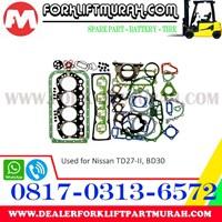 Distributor PACKING SET FORKLIFT NISSAN TD27 II BD30. 3