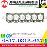 Distributor PACKING KOP FORKLIFT ISUZU 6BG1 6BG1T 3
