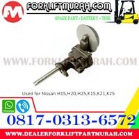Jual POMPA OLI FORKLIFT NISSAN  H15 H20 H25 K15 K21 K25. 2