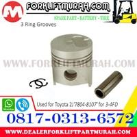 Distributor SEKER SET FORKLIFT TOYOTA 2J 7804 8107 3 4FD 3