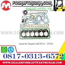 GASKET SET FORKLIFT TOYOTA 14Z 0711