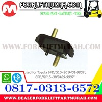 Jual ENGINE MOUNTING FORKLIFT TOYOTA 6FD G10 30 9401 9809 6FD GF15 30 9409 9907 2