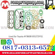 GASKET SET FORKLIFT TOYOTA 4Y 8608 9312