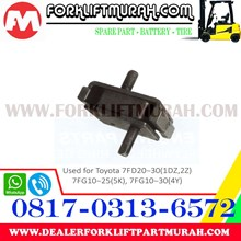 ENGINE MOUNTING FORKLIFT TOYOTA 7FD20 30 7FG10 25 7FG10 30