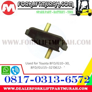 ENGINE MOUNTING FORKLIFT TOYOTA 8FD G10 30 8FD GU15 32 0612
