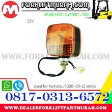 LAMP ASSY FORKLIFT KOMATSU FD20 30 12 12V..