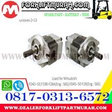 HYDRAULIC PUMP ASSY FORKLIFT MITSUBISHI FD40 50 F19B F28A FD45 50 F28