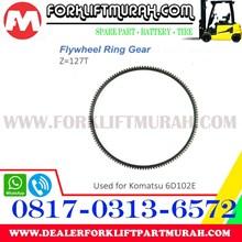 RING GEAR FORKLIFT KOMATSU 6D102E
