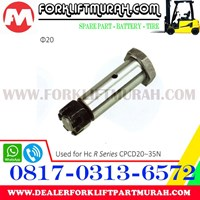 Distributor PIN FORKLIFT HC R CPCD20  35N 3