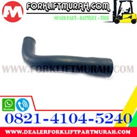 HOSE RADIATOR UPPER FORKLIFT MITSUBISHI PART NUMBER 91E01-00400