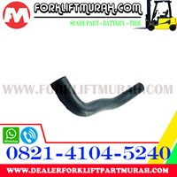 HOSE RADIATOR FORKLIFT TOYOTA PART NUMBER 16512-26621-71-G