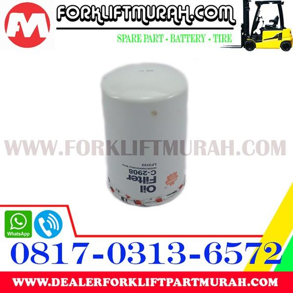 OIL FILTER FORKLIFT PART NUMBER C2908