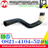 HOSE RADIATOR FORKLIFT NISSAN PART NUMBER 21503-50K00