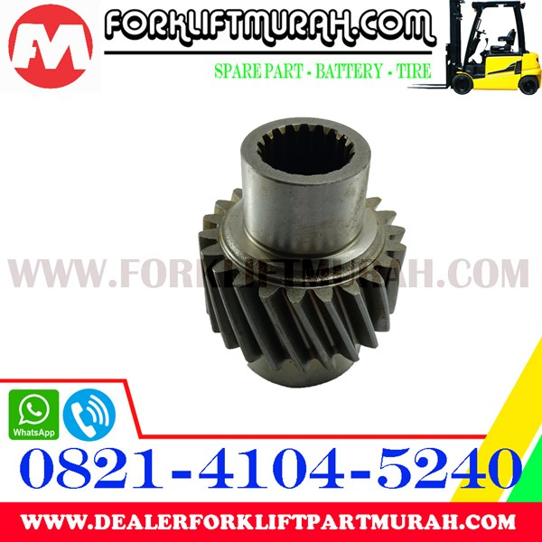 GEAR FORKLIFT TOYOTA PART NUMBER 33344-23000-71