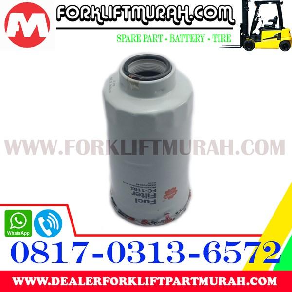 FUEL FILTER FORKLIFT PART NUMBER FC1105