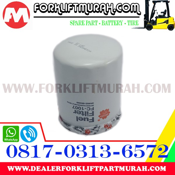 FUEL FILTER FORKLIFT PART NUMBER FC1107