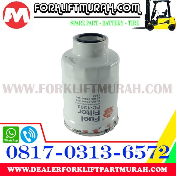 FUEL FILTER FORKLIFT PART NUMBER FC1203