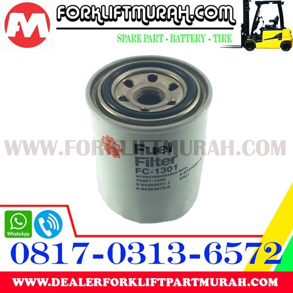 FUEL FILTER FORKLIFT PART NUMBER FC1301