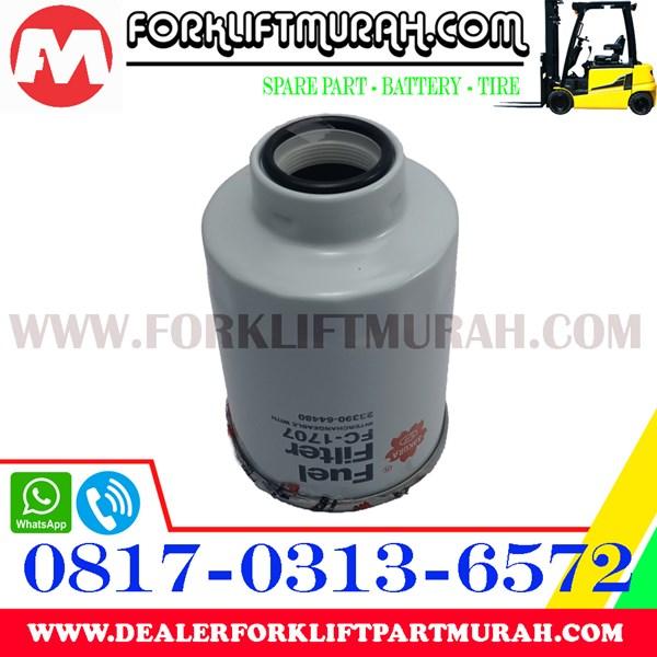 FUEL FILTER FORKLIFT PART NUMBER FC1707