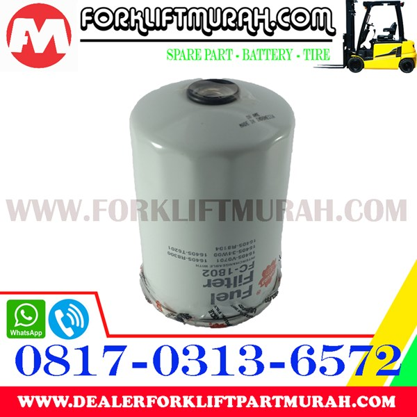FUEL FILTER FORKLIFT PART NUMBER FC1802