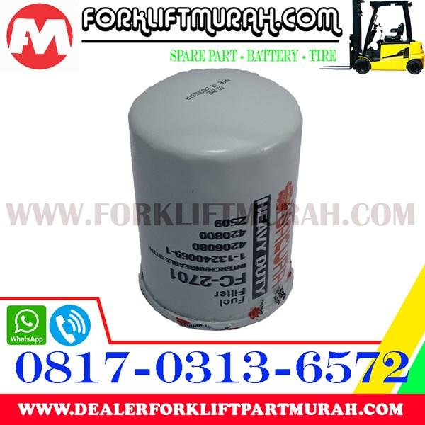 FUEL FILTER FORKLIFT PART NUMBER FC2701