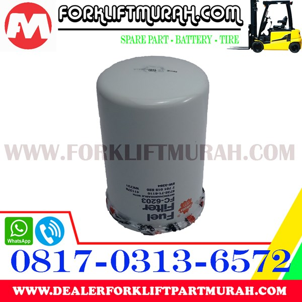 FUEL FILTER FORKLIFT PART NUMBER FC6203