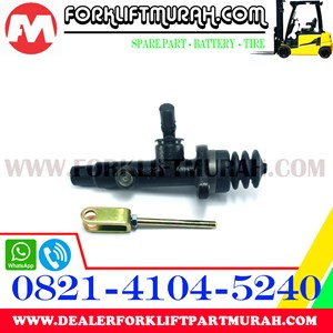From CLUTCH MASTER CYLINDER ASSY FORKLIFT KOMATSU PART NUMBER 3EB-36-51210 0