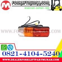 LAMP ASSY STOP FD30/35/24V SQUARE FORKLIFT MITSUBI