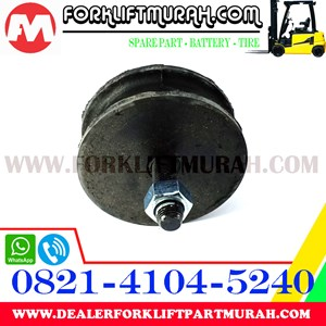 ENGINE MOUNTING 2-6FD40 FORKLIFT TOYOTA PART NUMBER 12371-40101-71