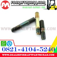 BOLT STUD FORKLIFT TCM PART NUMBER 16215-32880-71